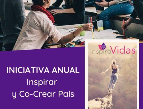 INICIATIVA ANUAL Inspirar y Co-Crear País 2